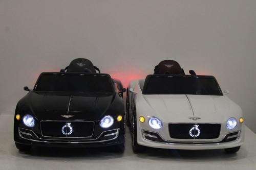 Детский электромобиль Bentley EXP12(JE1166)  белый