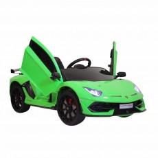 Детский электромобиль HL328 Lamborghini зеленый