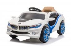 Детский электромобиль O 002 OO Vip белый