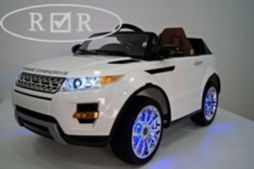 Детский электромобиль А111АА белый VIP
