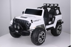 Детский электромобиль T444TT 4WD белый