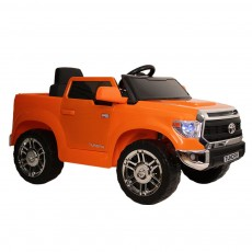 Детский электромобиль Tundra-пикап (JJ2125) оранжевый