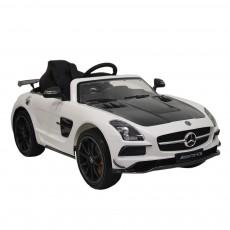 Детский электромобиль Mercedes-Benz SLS Vip-Carbon (A333AA) белый