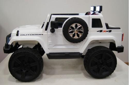 Детский электромобиль O999OO белый