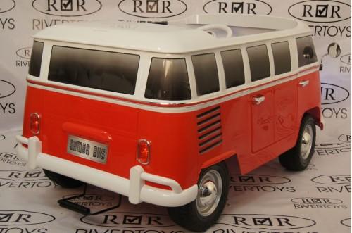 Детский электромобиль Volkswagen Х444ХХ красный