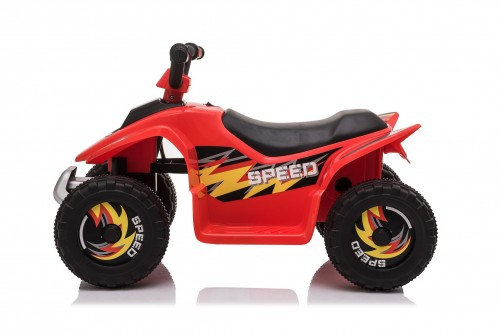 Детский электроквадроцикл H001HH красный