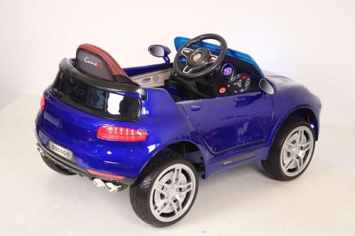 Детский электромобиль O005OO Vip синий глянец