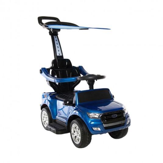 Детский толокар Ford Ranger DK-P01-Р синий с ручкой