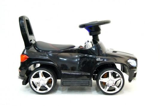 Детский толокар Mercedes A888AA черный