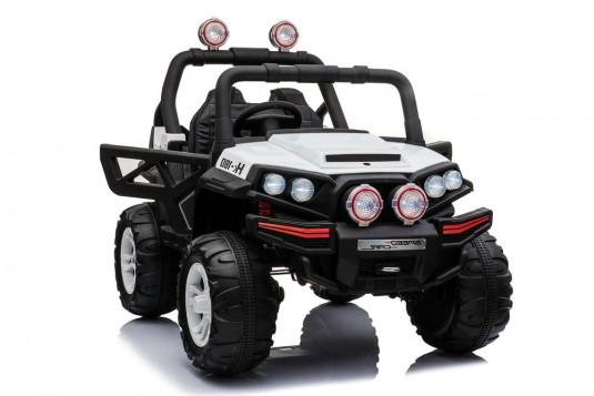 Детский электромобиль О333ОО белый