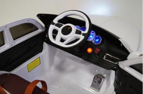 Детский электромобиль Е777КХ белый