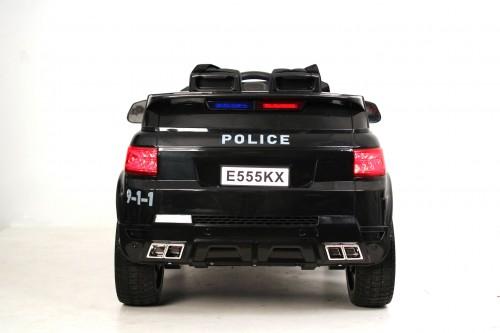 Детский электромобиль Е555КХ черный