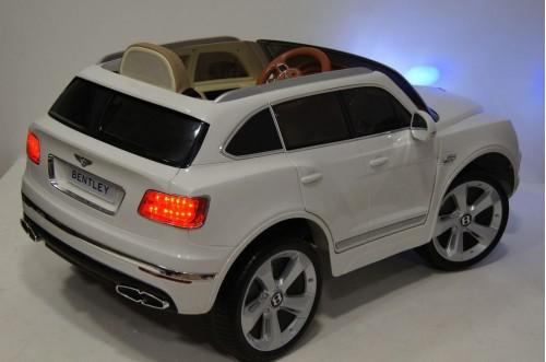 Детский электромобиль Bentley (JJ2158) белый