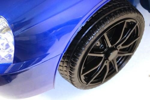 Детский электромобиль O095OO синий глянец