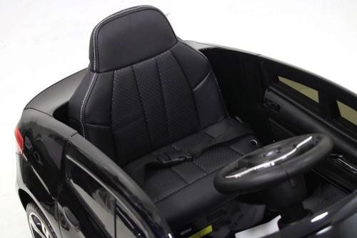 Детский электромобиль BMW6 GT (JJ2164) черный глянец