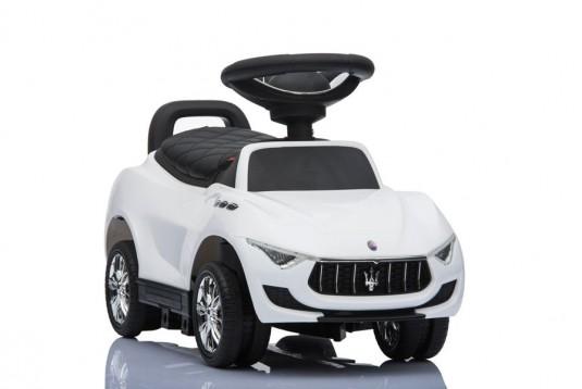 Детский толокар Maserati (A003AA-D) белый
